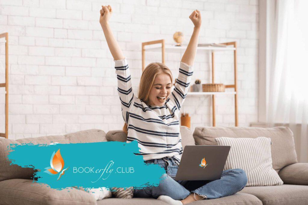 Bookerfly Club Schreibgruppe Online besser als Facebook