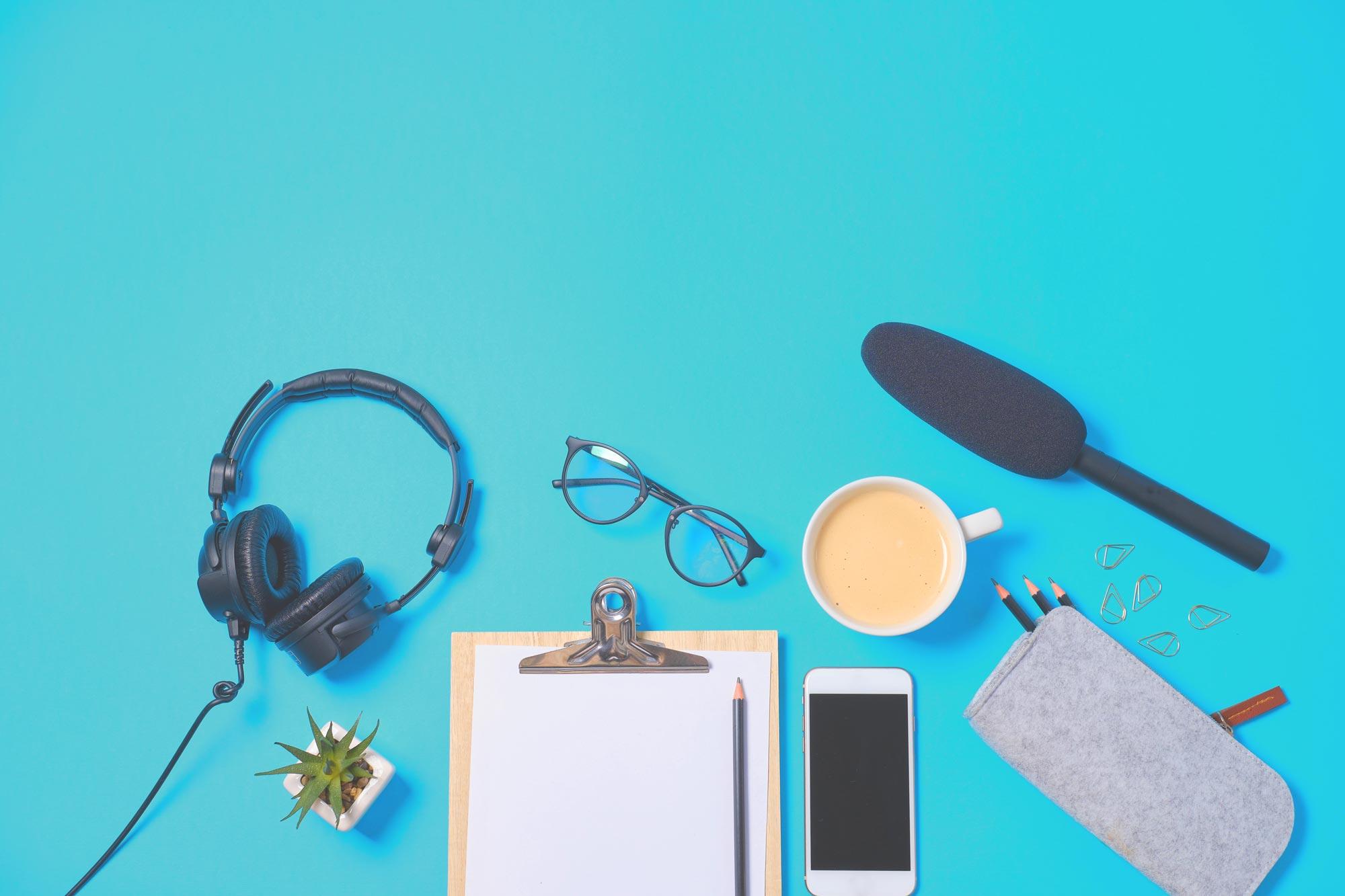 Podcast zum Thema Buch schreiben für Autorinnen